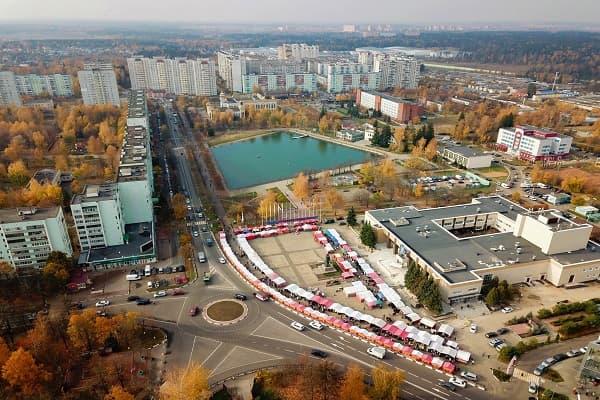 Самый лучший для проживания город Московской области