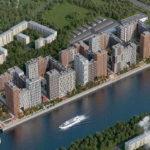 МФК «Западный порт. Кварталы на набережной»